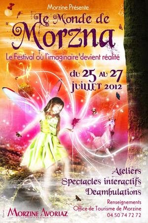 Festival morzna morzine haute savoie - Office de tourisme de morzine ...